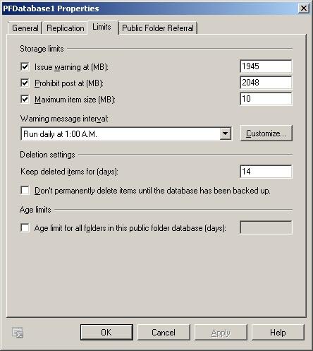 Exchange 2010 Public Folders Part 1