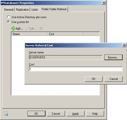 Exchange 2010 Public Folders: Part 2