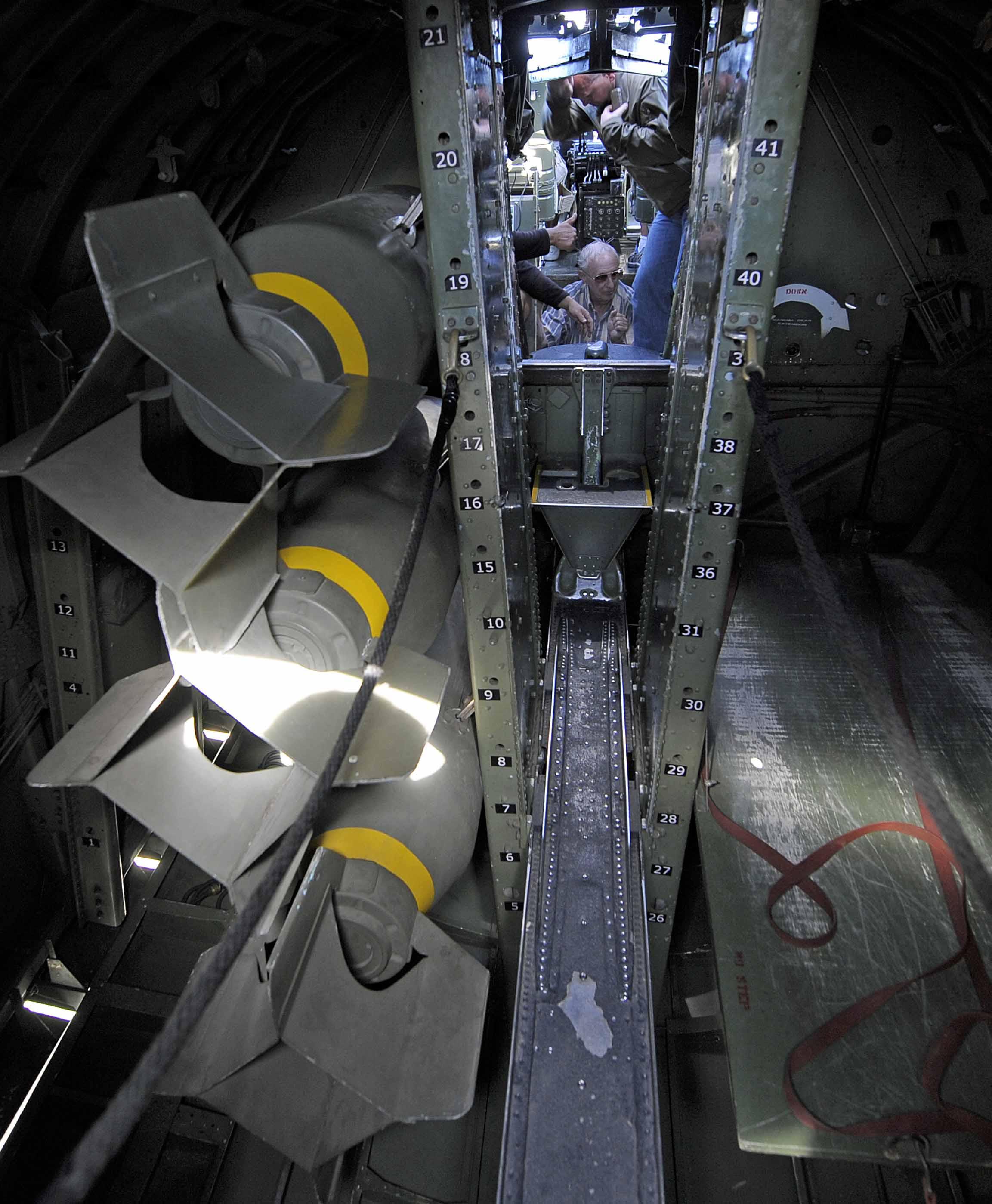Flying the B-17 | Thoughtsofanidlemind's Blog