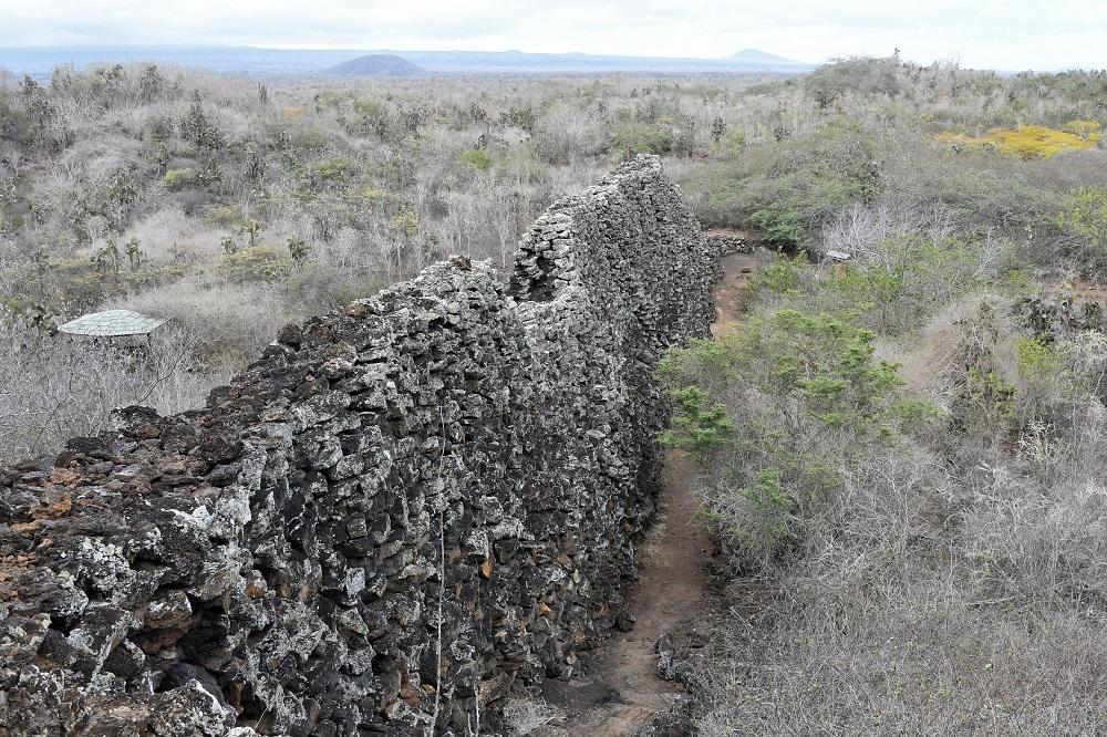 Galapagos Wall of Tears